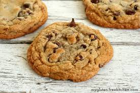 The Best Chewy Gluten Free Chocolate Chip Cookies