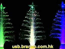 usb mini fiber optic tree