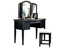 bathroom remarkable black vanity set completing cozy interior