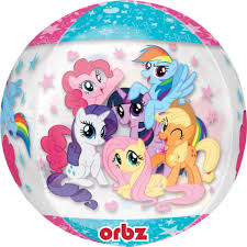 my pony balloons my pony orbz foil balloons free delivery
