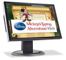 disney mickey u0027s typing adventure web individual software