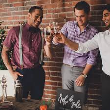 wedding registry for guys how to throw a co ed wedding shower brides