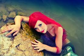 ariel mermaid disney yana mio deviantart