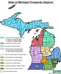 Upper Michigan Map Elevating The Eastern Upper Peninsula Ceds U0026 Rpi