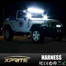 Led Backup Light Bar by Off Road Led Light Bar Wiring Harness With 2 Leg 40 Amp Relay On