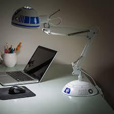 Luxo Desk Lamp by R2 D2 Meets Luxo Jr Technabob
