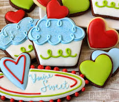 40 best valentine u0027s day cookies and cupcakes recipes country living