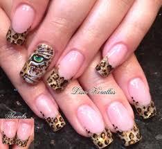 christmas gel nail design ideas luminous nails december gel