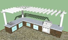 outdoor kitchen design plans decor by design