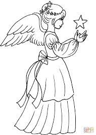 christmas angel drawing easy christmas stuff seasonal free angel