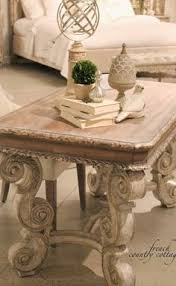 French Country Coffee Tables - french country coffee table vignette walls tables shelves to