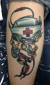 nurse tattoo mom tattoo in memory memorial tattoo tribute
