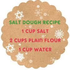 99 best salt dough images on salt dough salts and
