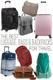 Best 25 Bag Essentials Ideas by Best 25 Best Travel Bags Ideas On Best Carry On Bag