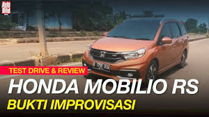 honda mobilio philippines honda mobilio rs philippines review honda mobilio review in
