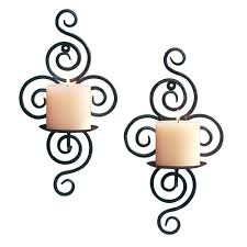 Wall Mounted Candle Sconce Wall Ideas Decorative Wall Candle Holders Decorative Candle Wall