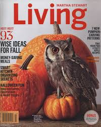 Halloween Treats Martha Stewart by Treasures By Brenda Martha Stewart Halloween Magazine 2014