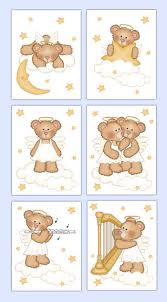 wall art prints decamp studios the best selection of nursery angel teddy bear prints or decal wall art nursery stickers decor