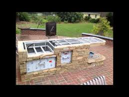 Outdoor Kitchen Bbq Designs How To Build A Bbq Grilling Station Or Grill Surround