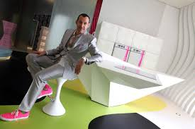 Karim Rashid Interior Design Karim Rashid Unveils Komb House In Cairo Gorenje