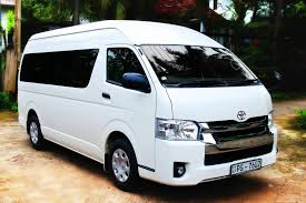 toyota foreign car sri lanka van rentals hire cars vans minibuses for foreign