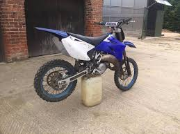 tm 125 in a 85 frame mint runner lots of new parts great bike must