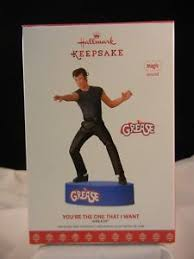 hallmark keepsake ornament 2017 you re the one that i want grease