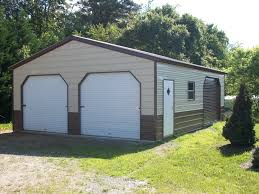 Steel Garage With Apartment Metal Buildings Florida Choice Metal Buildings