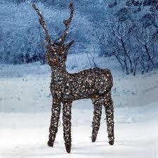 25 unique outdoor reindeer lights ideas on outdoor