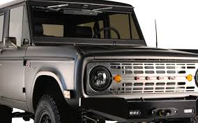 icon bronco sema 2011 icon teases coyote hearted ford bronco