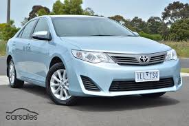 toyota car sales melbourne used toyota camry cars for sale in melbourne