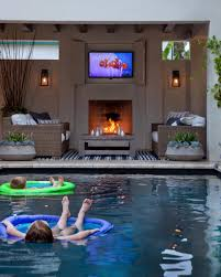 Amazing Backyard Pools by Amazing Outdoor Spaces By Top Designers Outdoor Spaces Movie