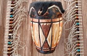 south african crafts africa village