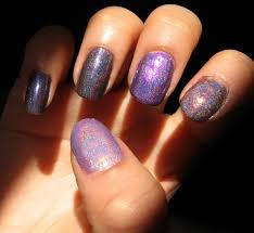 d i y how to make your own holographic nail polish youtube