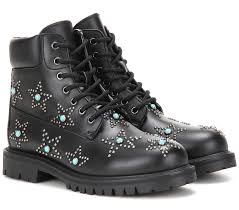 designer combat boots for fall 2016 spotted fashion