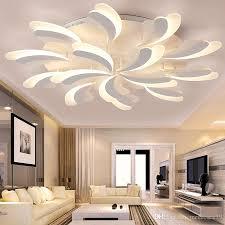 Bedroom Led Ceiling Lights New Flower Led Ceiling Lights For Bedroom Home Ceiling L