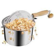 Old Fashioned Popcorn Machine Top 10 Popcorn Makers Ebay