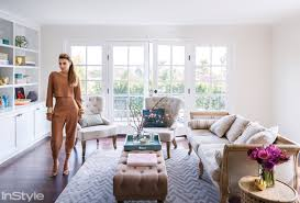 go inside the gorgeous los angeles home of glee s naya rivera