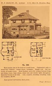 small retro house plans 552 best early 20th century house plans images on pinterest