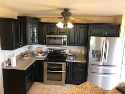 best way to paint kitchen cabinets black kitchen cabinet painting york pa harrisburg pa pictures