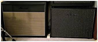 2x12 Guitar Cabinet The Difference The Cabinet Can Make In Your Guitar Rig Warehouse