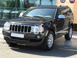 used jeep grand cherokee cars spain