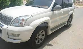 used toyota land cruiser 2008 used toyota land cruiser prado 2008 car for sale in abu dhabi