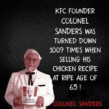 Colonel Sanders Memes - dopl3r com memes kfc founder colonel sanders was turned down