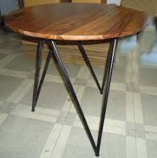 iron and wood side table iron and wooden furniture iron wood side table exporter from moradabad