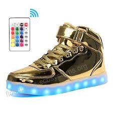 where do they sell light up shoes voovix kids led light up shoes usb charging flashing high top