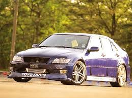 lexus is300 19 inch rims turbocharged lexus is300 altezza fever photo image gallery