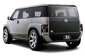 toyota vans toyota u0027s u0027toolbox u0027 concept sport utility minivan