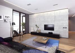 living room contemporary apartment living room design in large