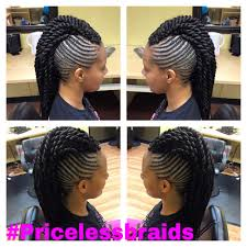 african american kids braided in mohawk priceless braids 30 photos hair stylists 5787 s hton rd